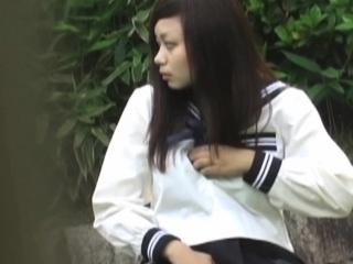 Japanese ho rubbing passive