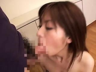 Hairy Asian Teen Stars in Hardcore Cock Riding Scene