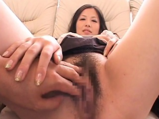 Japanese Mom Meisa Teaches The brush Boy (MrBonham)