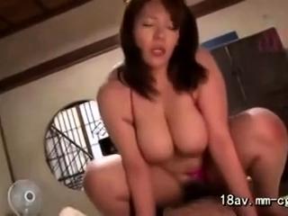 Big boobs milf premier threesome sex