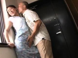 Sultry elder statesman japanese old bag enjoys some lewd have a hunch fucking