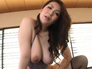 Beguiling mature sweetie Aoi Aoyama gets drilled hard