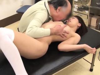 Jav Idol Takami Haruka Fucked By Veteran Porn Guy