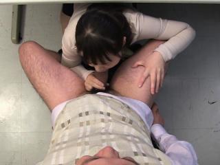 Asian Sayaka Aishiro sucking burnish apply professor well-stacked