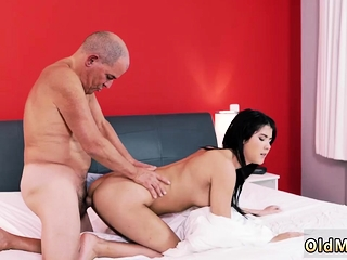 Teen want anal Older gentleman added to his peer royalty