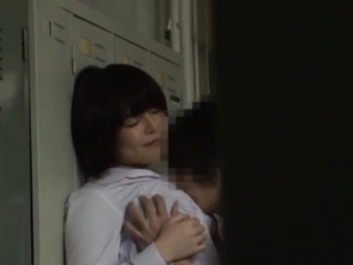 Gorgeous asian pricey Rin Ogawa gets fingered