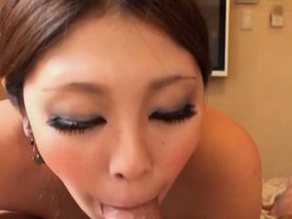 Eastern mature maiden Anna Oguri's box needs mature fucking