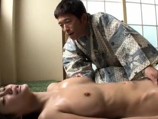 Host Massage in an Asian Massage Parlor